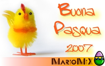 Auguri di buona Pasqua 2007!