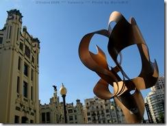 Valencia - La stazione del nord