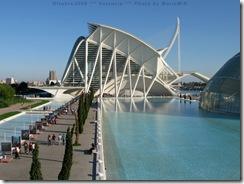 Valencia - Il museo della Scienza