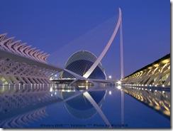 Valencia - Il ponte e l'Agorà
