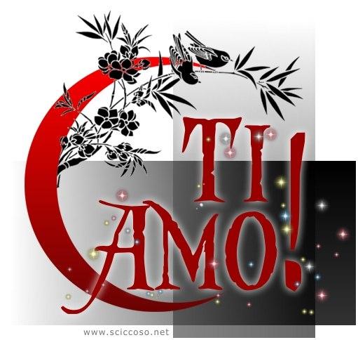 Immagine per innamorati: Ti amo!